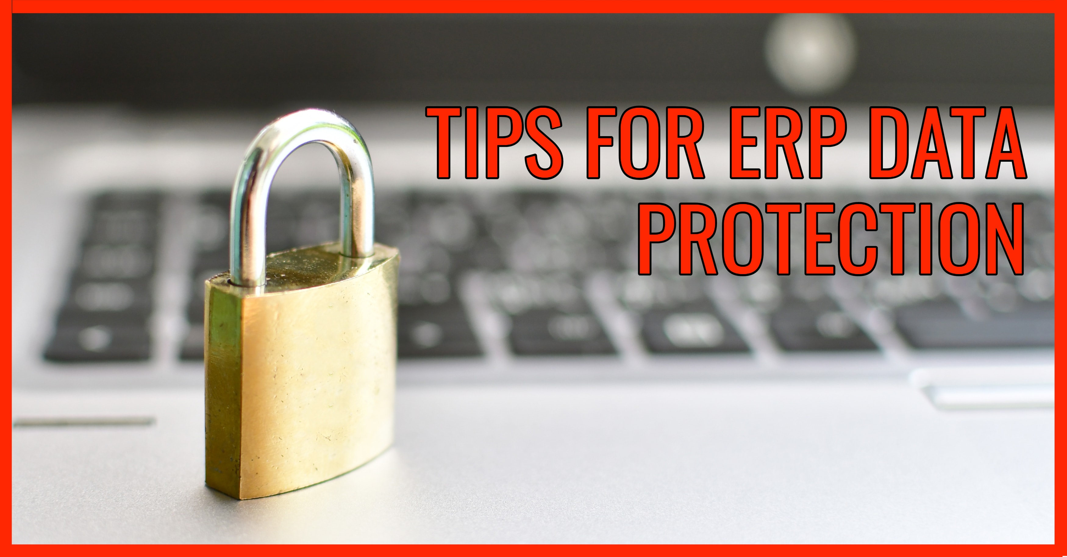 Don't Fall Victim to ERP Security Breaches