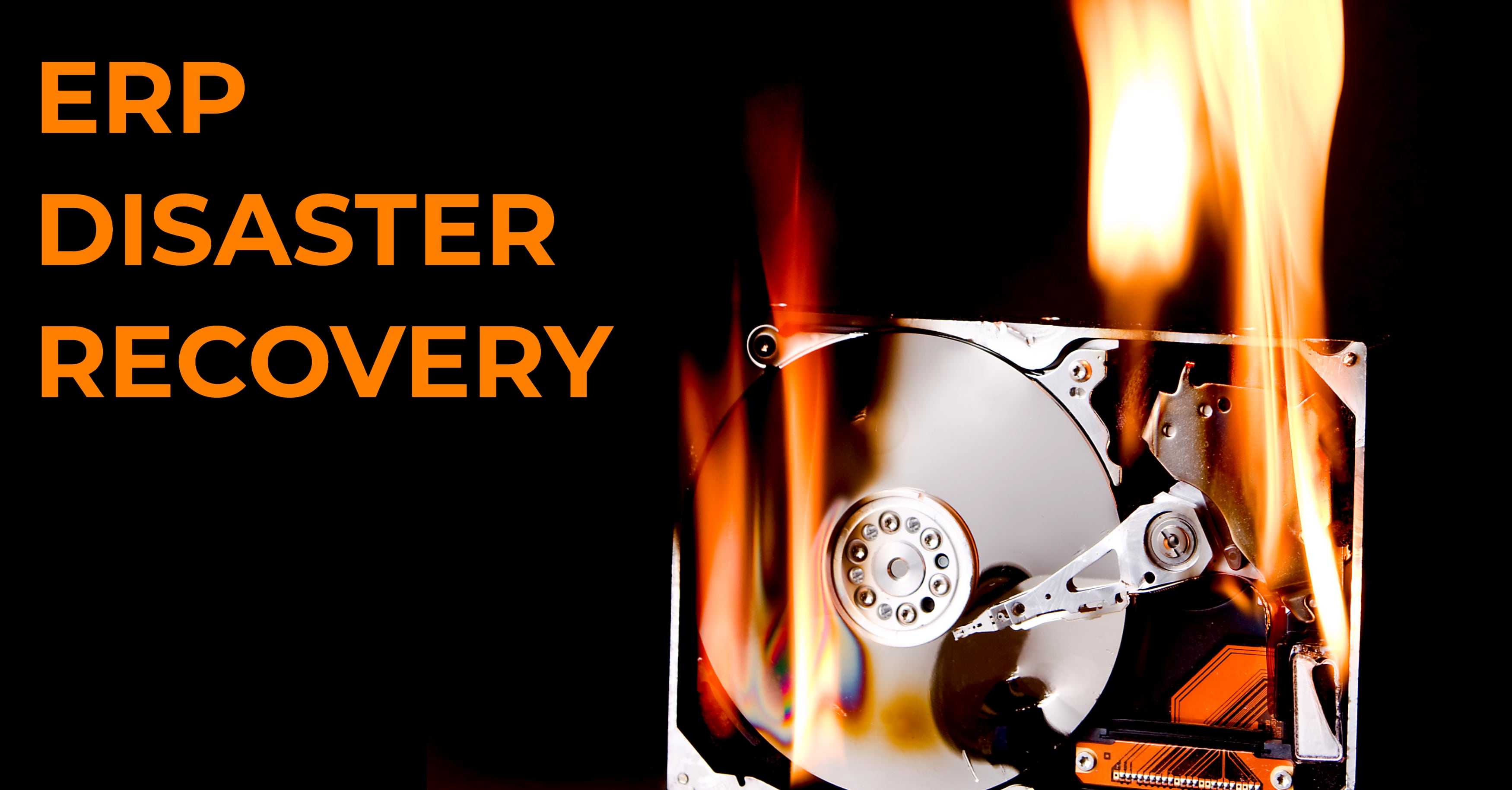 ERP Disaster Recovery Essentials