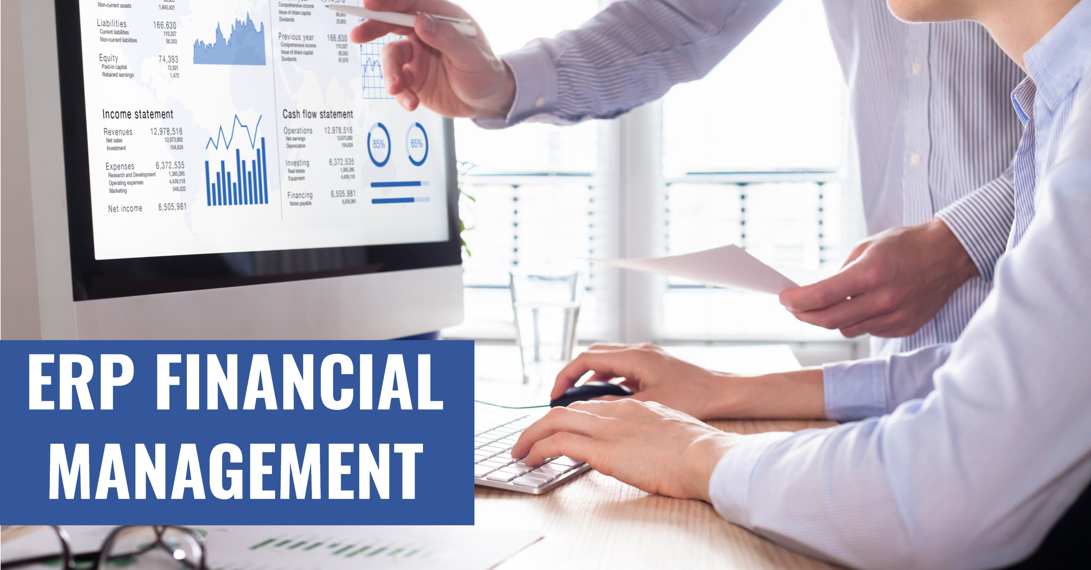 You Can't Afford to Go Without ERP Financial Management