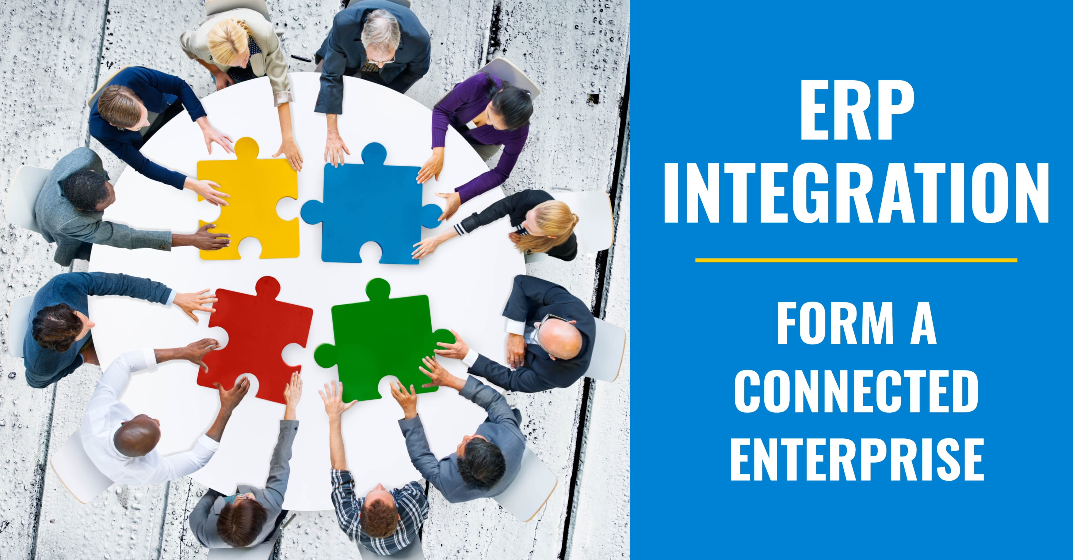 Unlock the Power of ERP Integration
