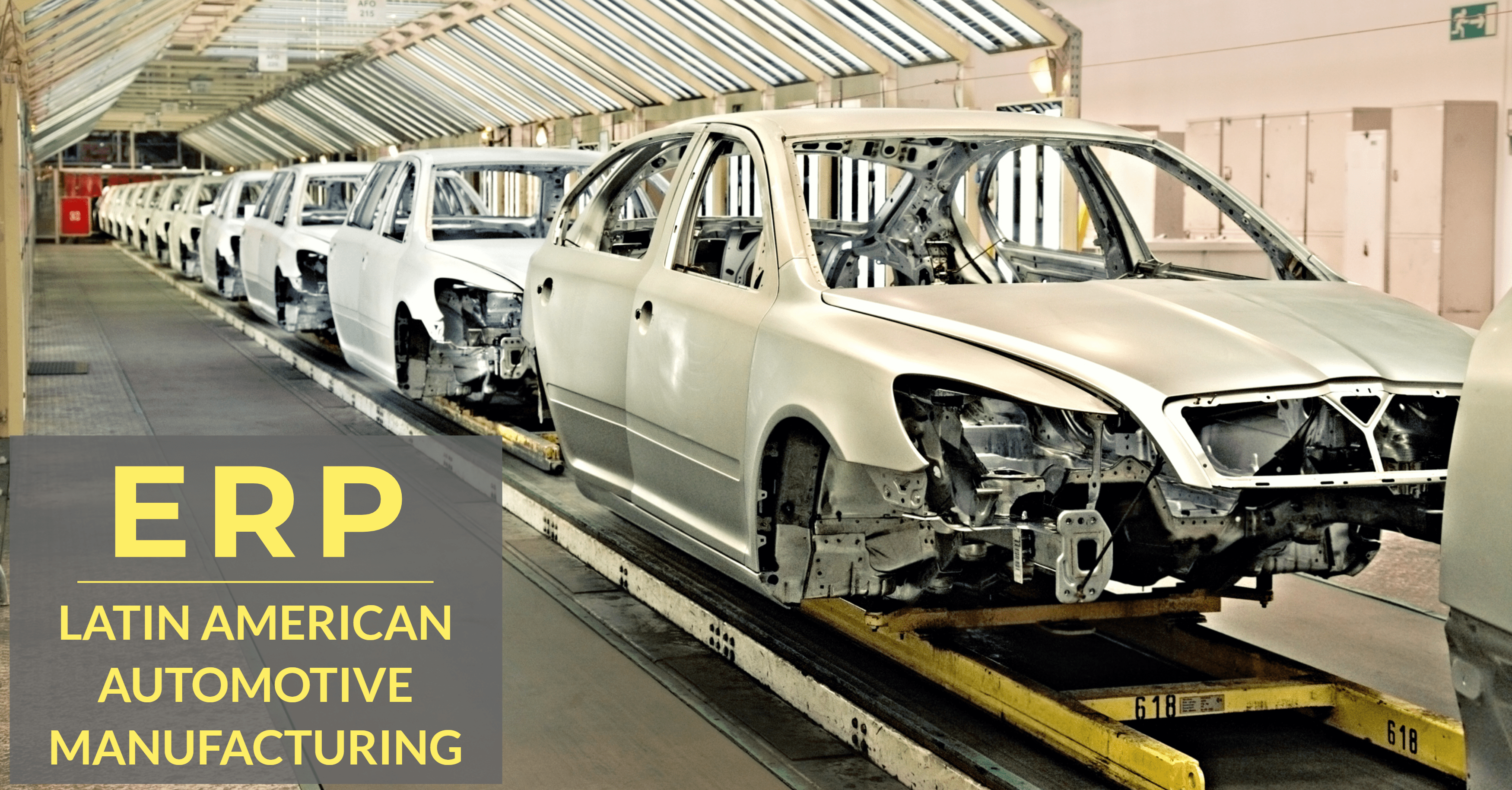 ERP for Latin American Automotive Manufacturing