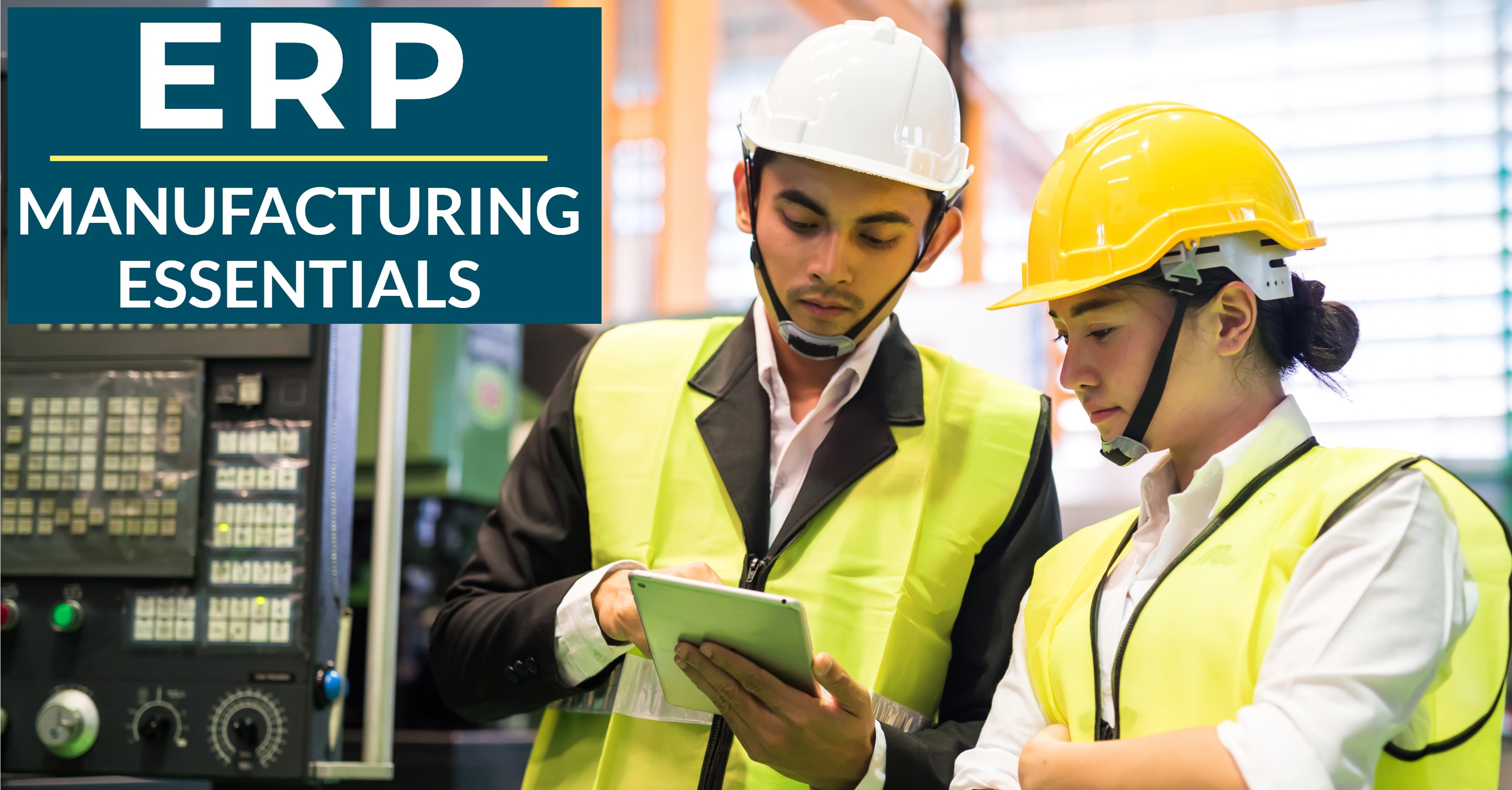 What is Manufacturing ERP?