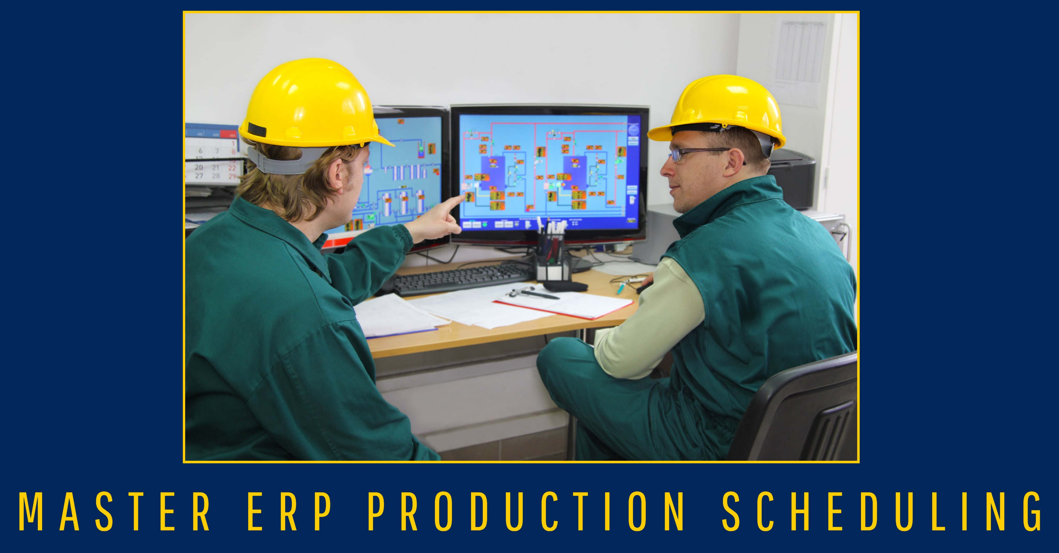 Master ERP Production Scheduling