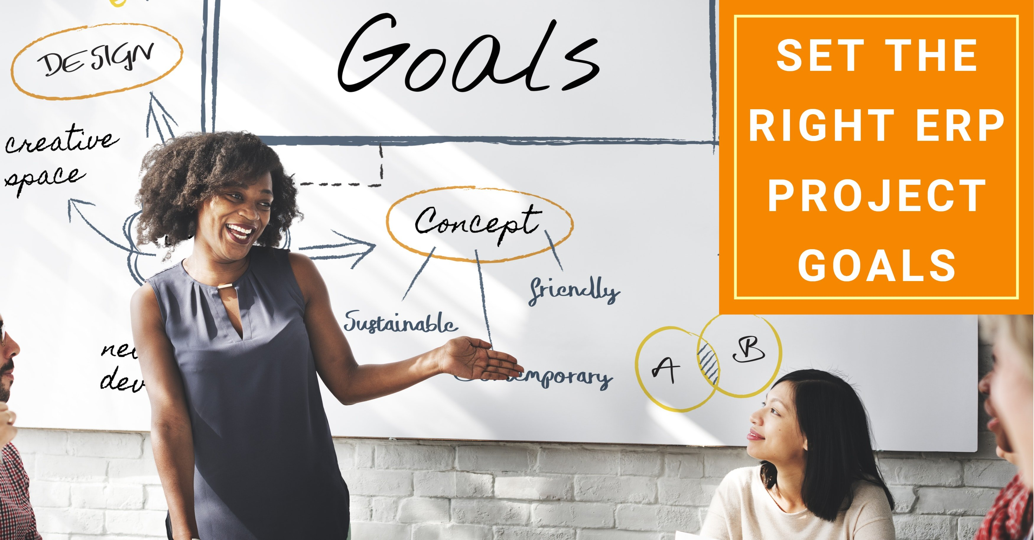 Set the Right ERP Project Goals for Success