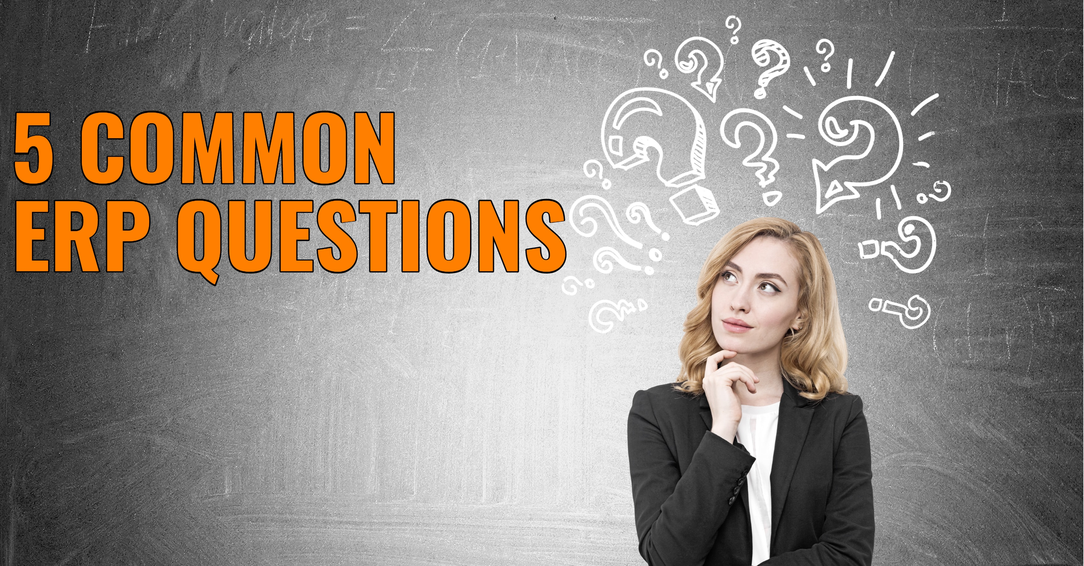 5 Common ERP Questions