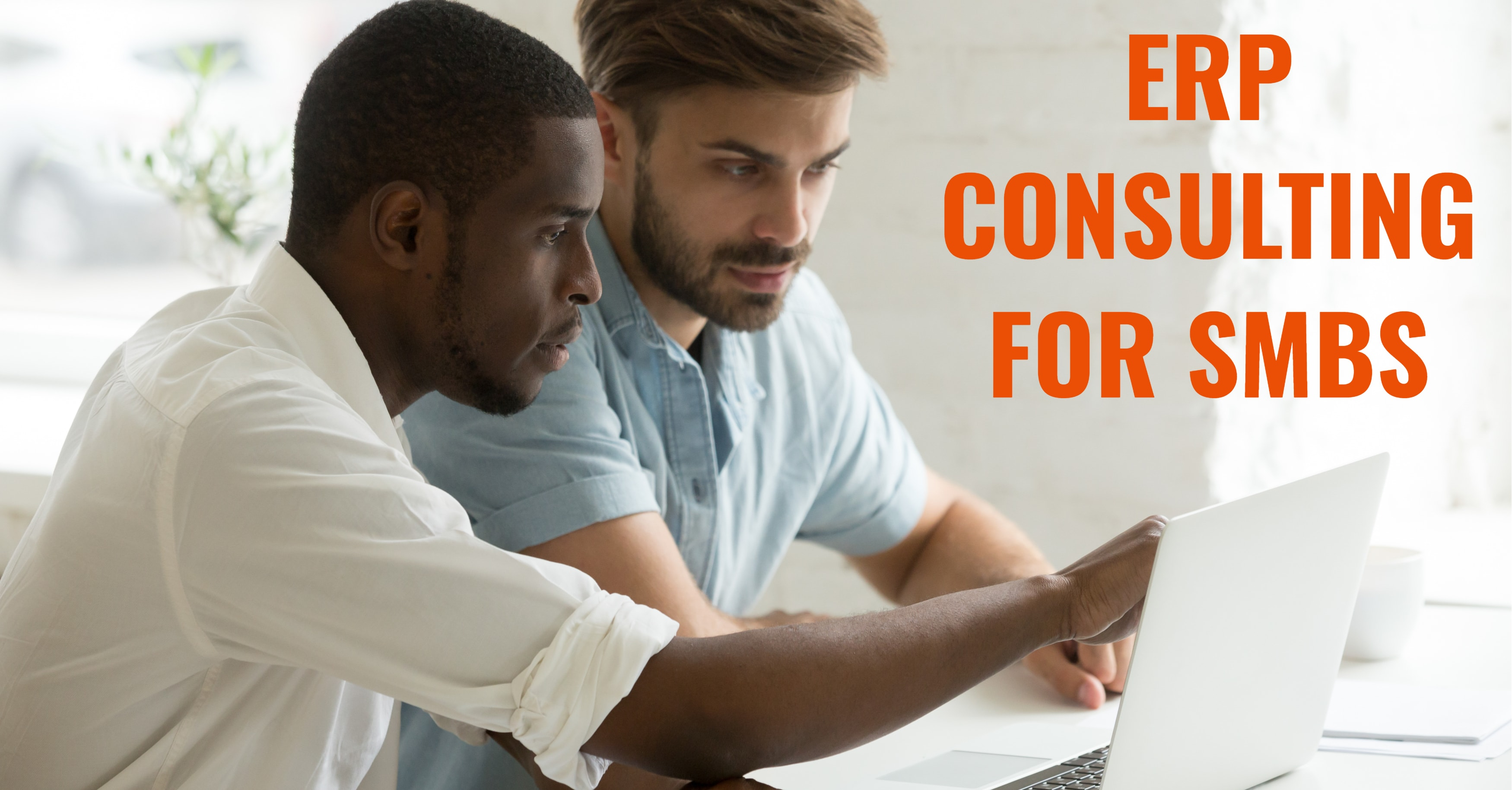3 Reasons Why SMBs Need ERP Consultants
