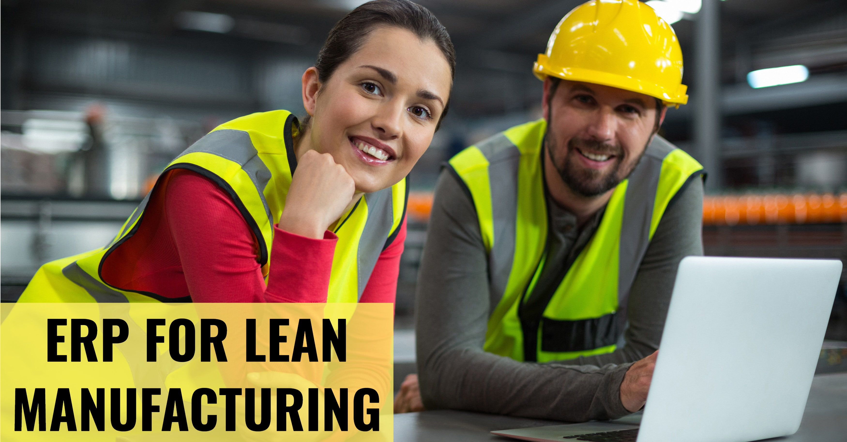 Use ERP to Become a Lean Manufacturer