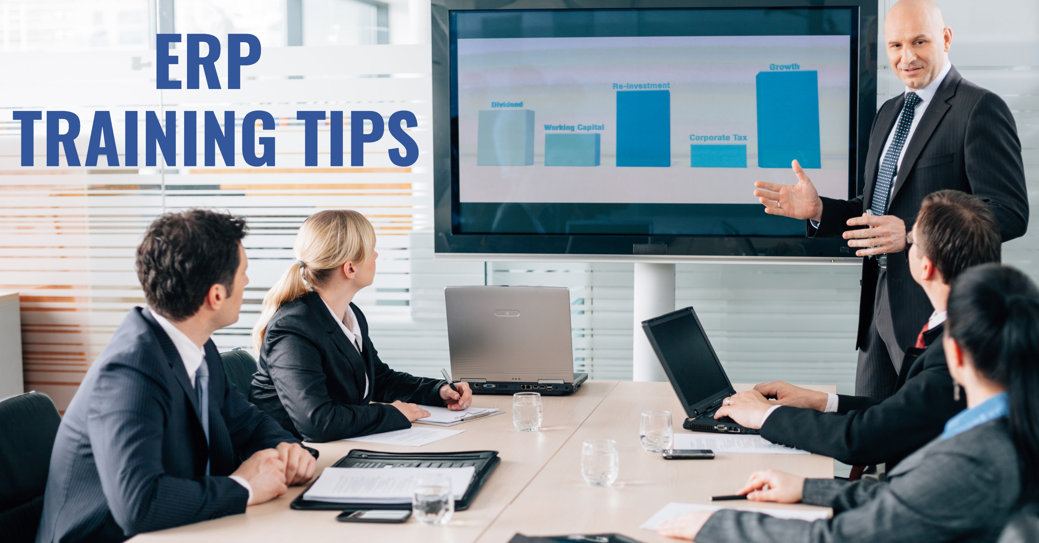 5 Tips for Robust ERP Training