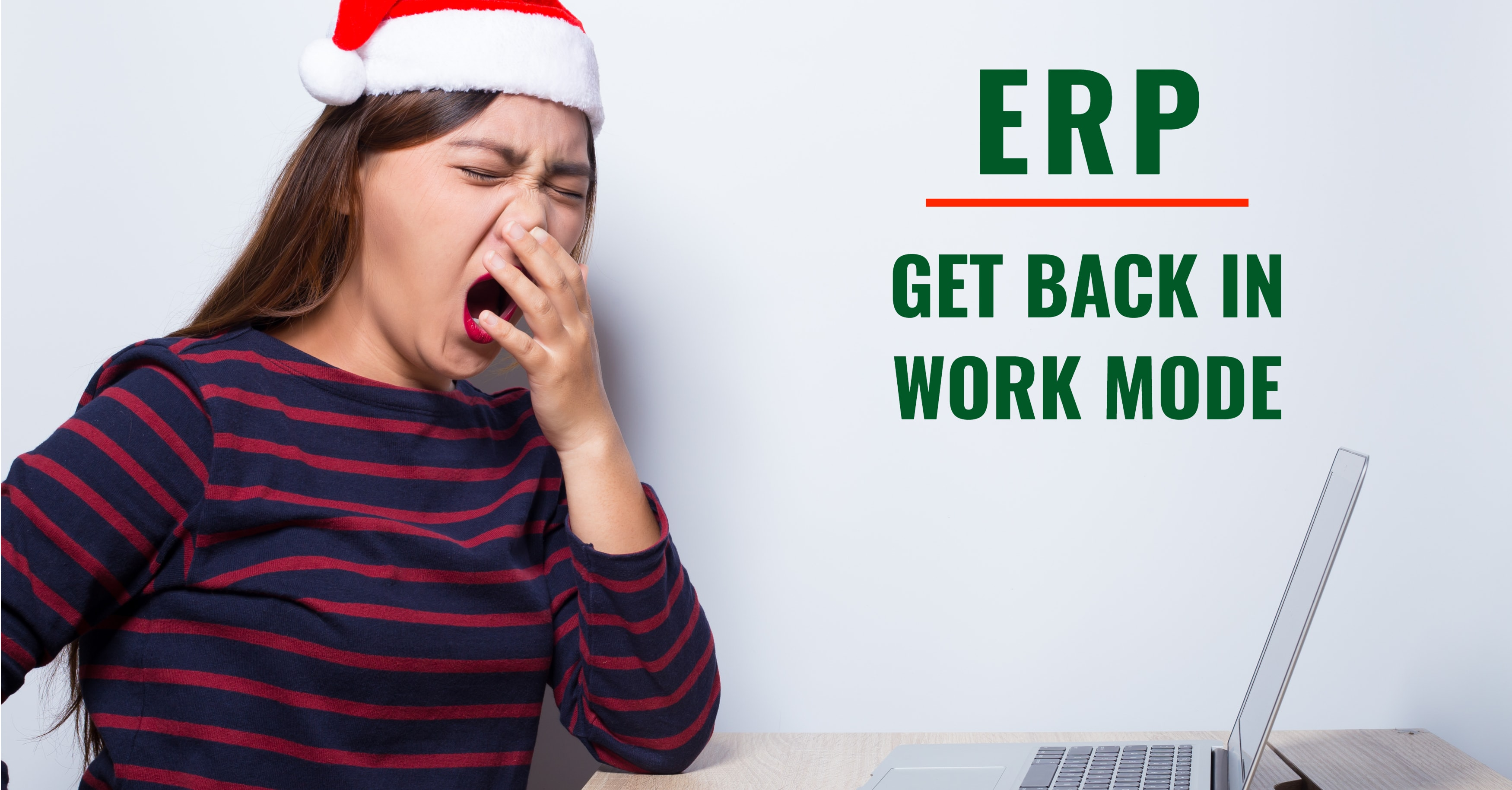 How ERP Helps You Get Back in Work Mode