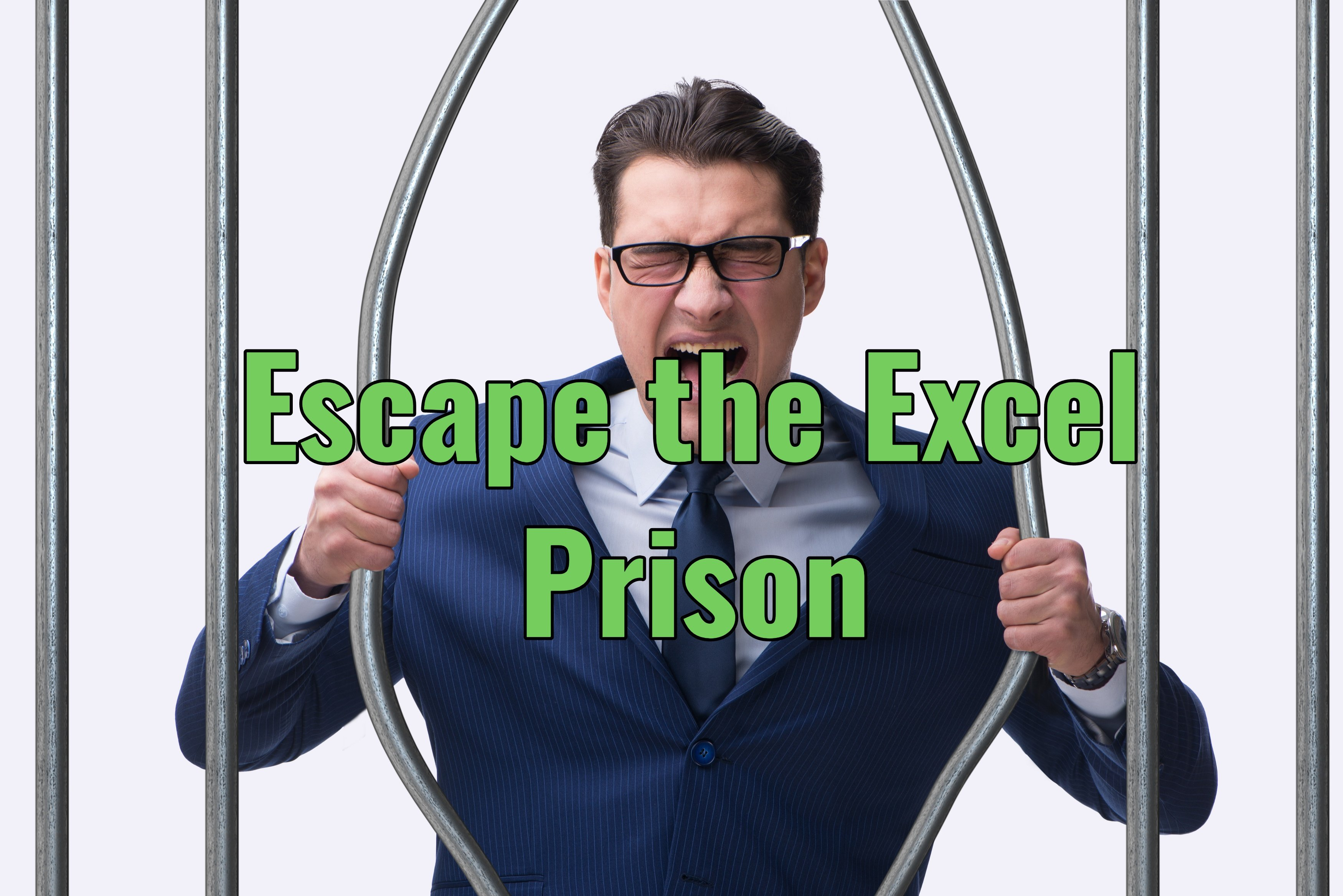 Escape the Excel Prison: Enter Data Efficiently with ERP