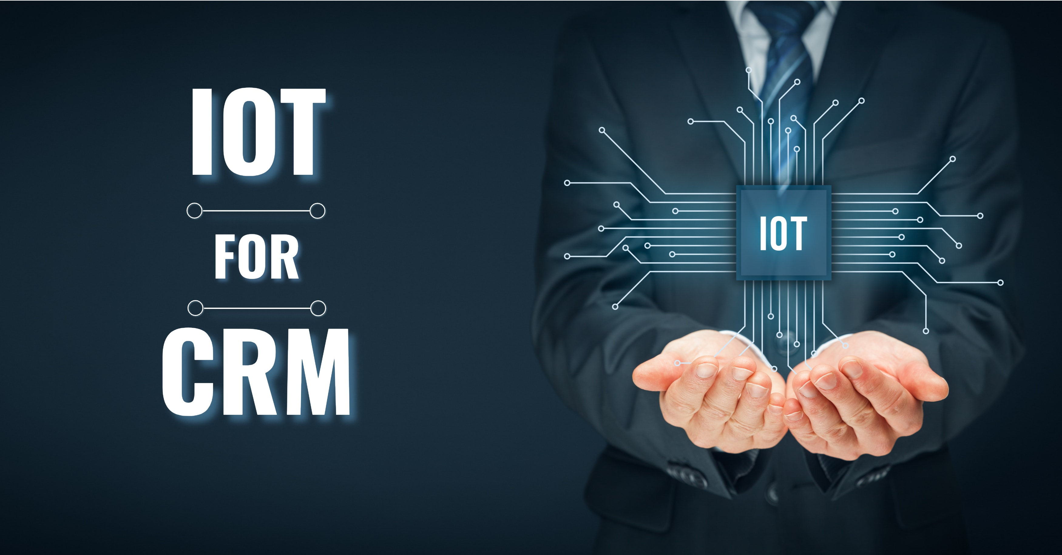 How is IoT Transforming CRM?