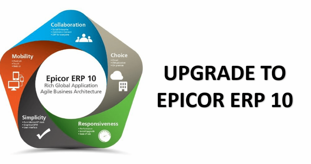 3 Questions to Ask Before Upgrading to Epicor 10