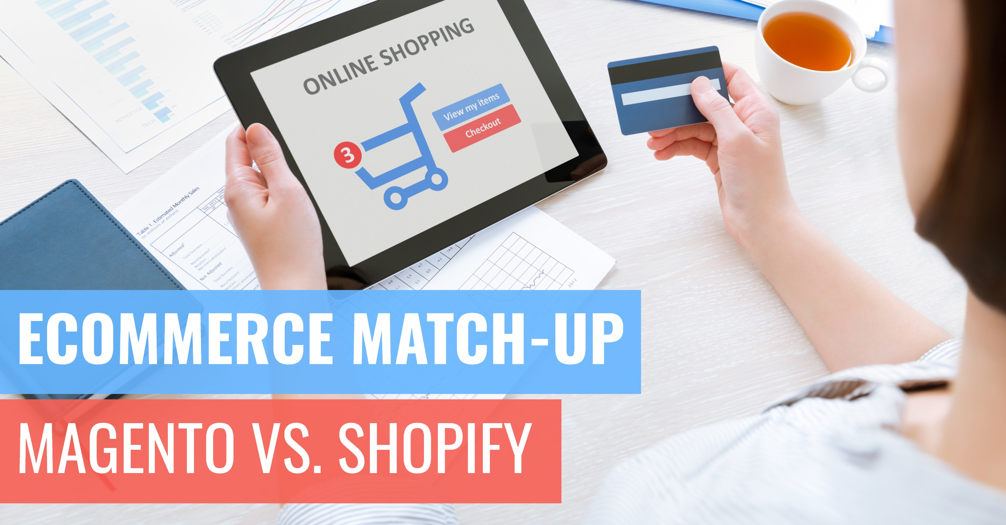 eCommerce Match-Up: Magento vs. Shopify