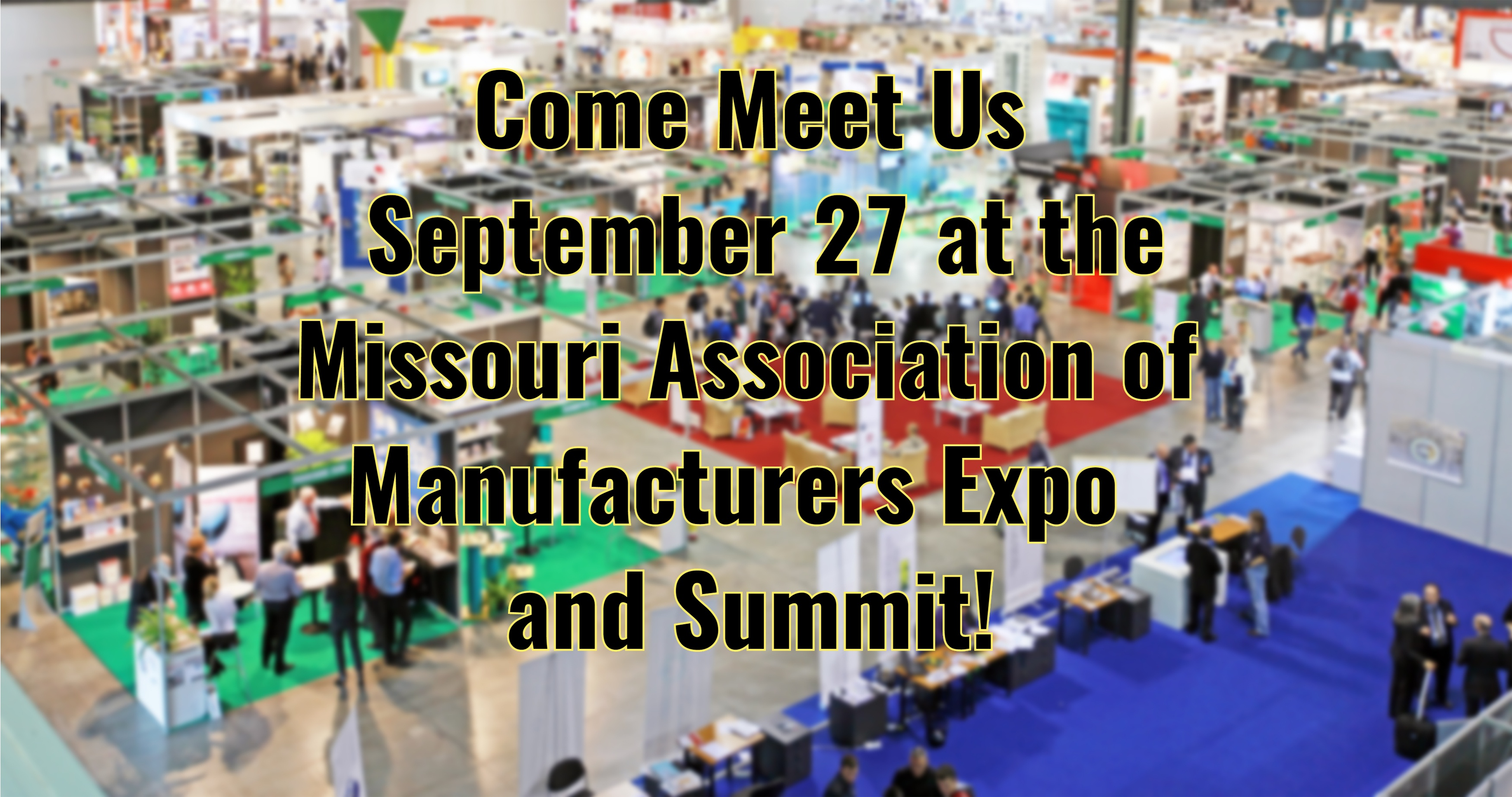 Meet Datix at the Missouri Association of Manufacturers Summit and Expo on September 27!