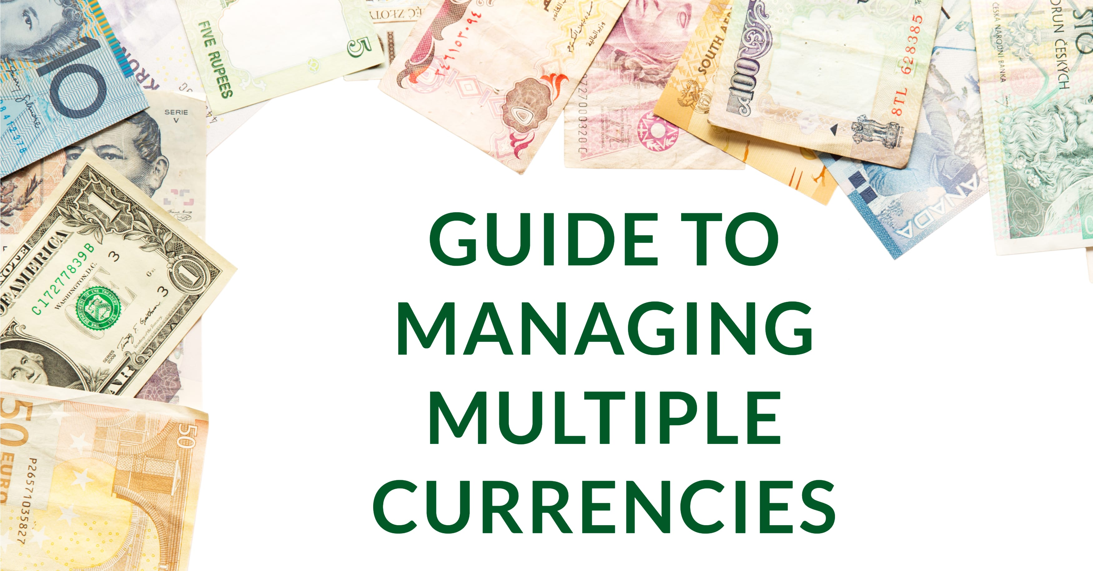 Guide to Managing Multiple Currencies
