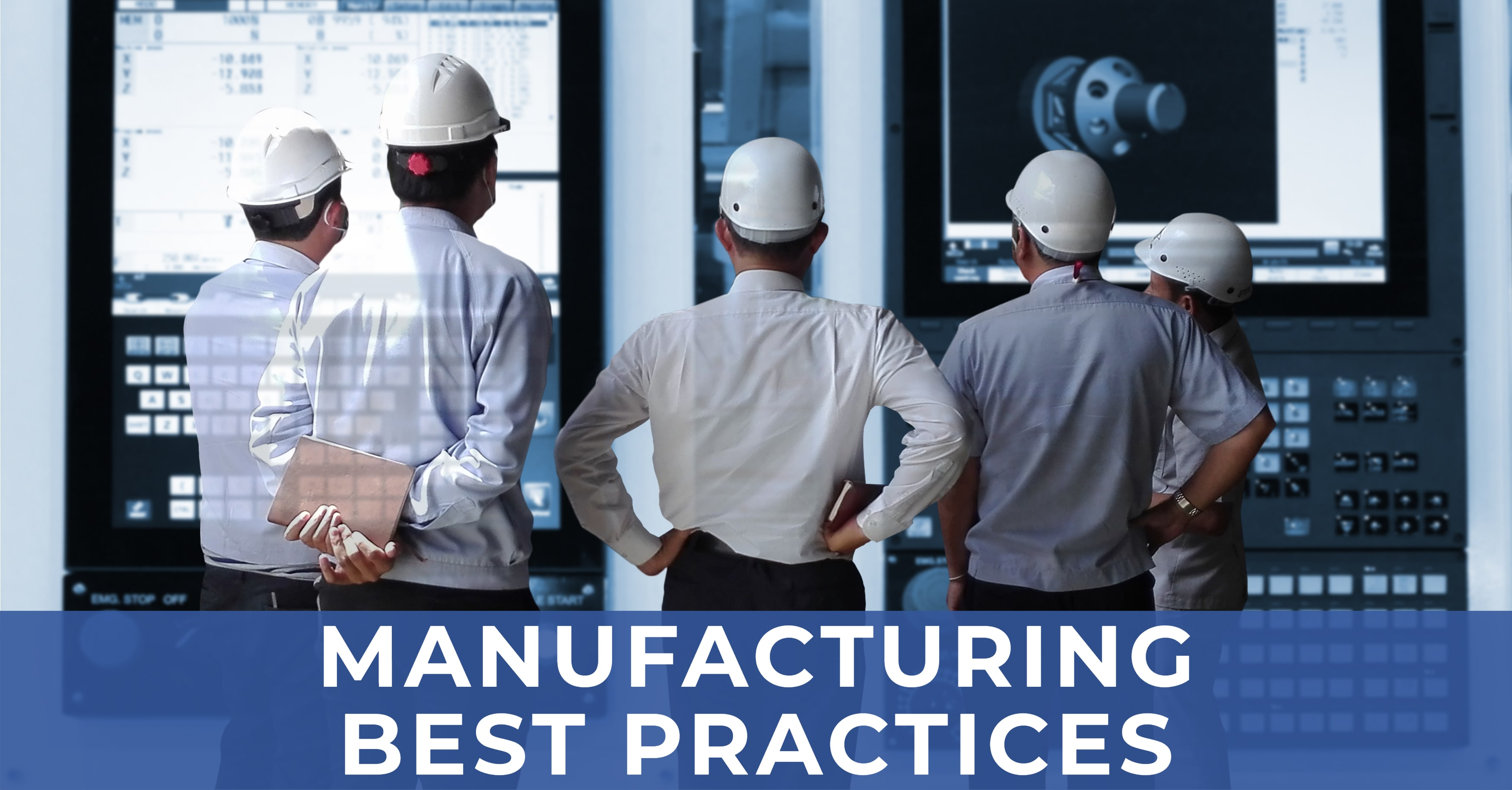 How ERP Supports Manufacturing Best Practices