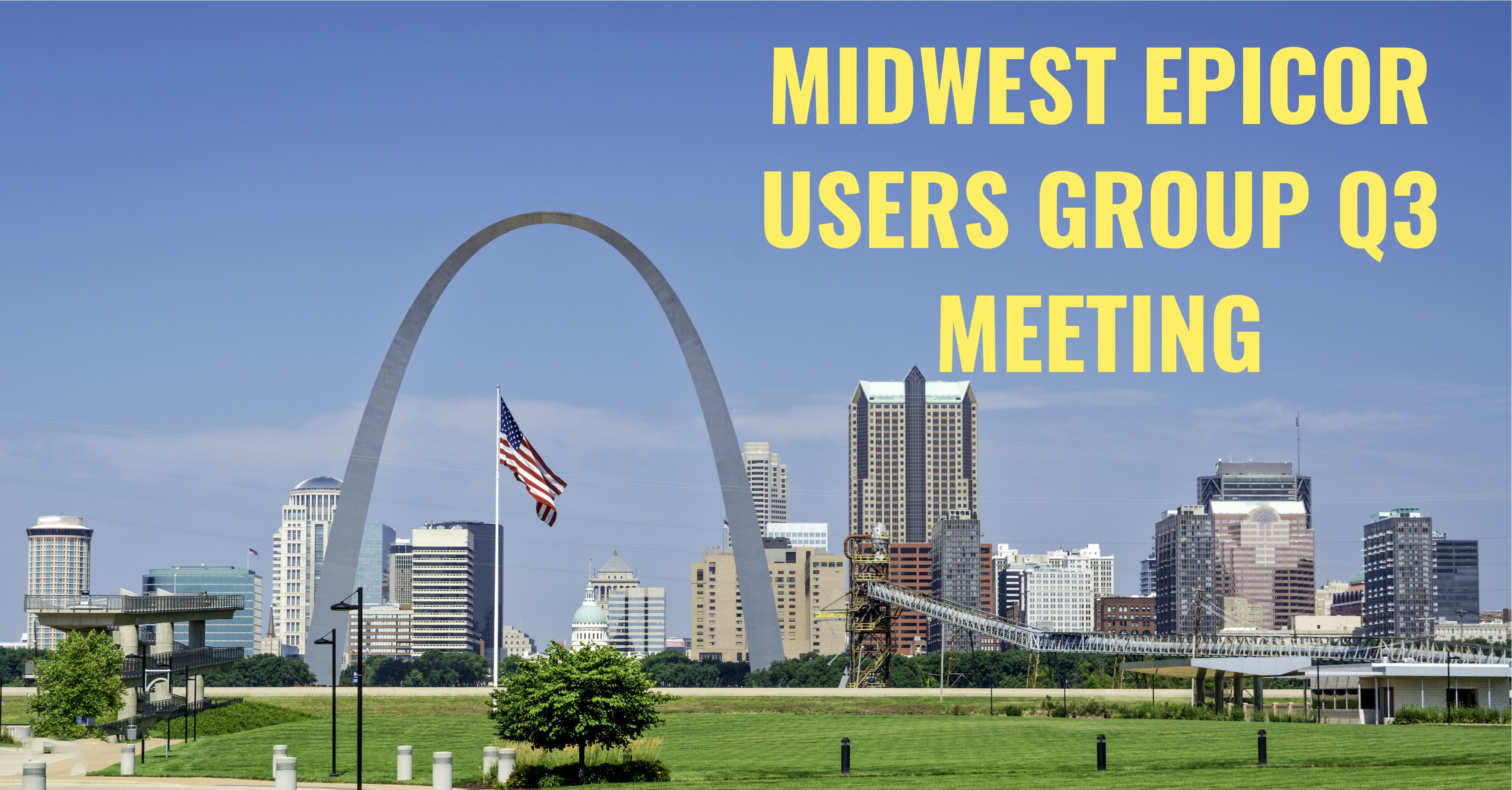 Get Ready for the Next Midwest Epicor Users Group Meeting