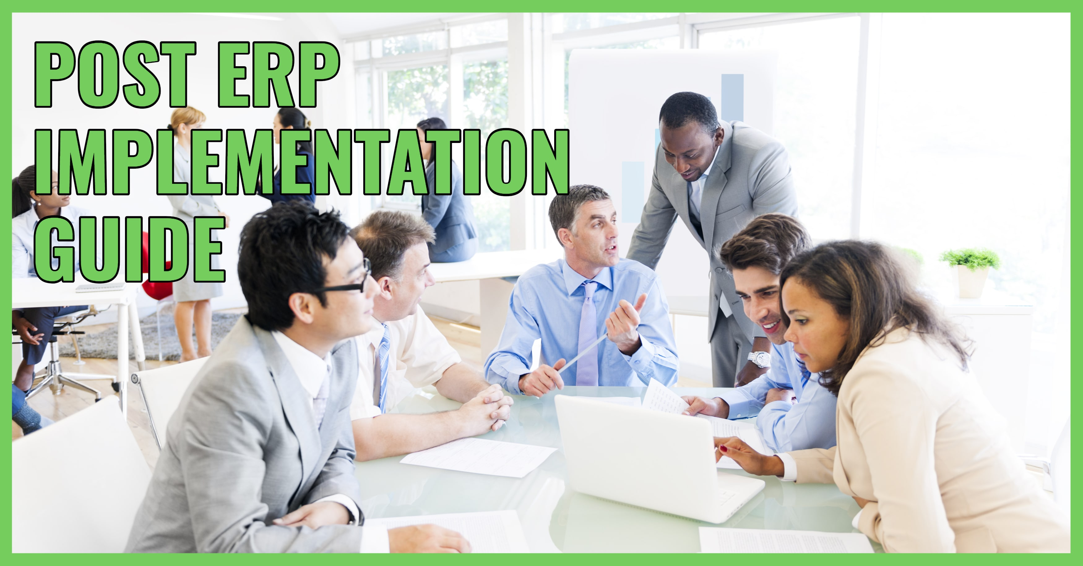 The Definitive Post ERP Implementation Guide