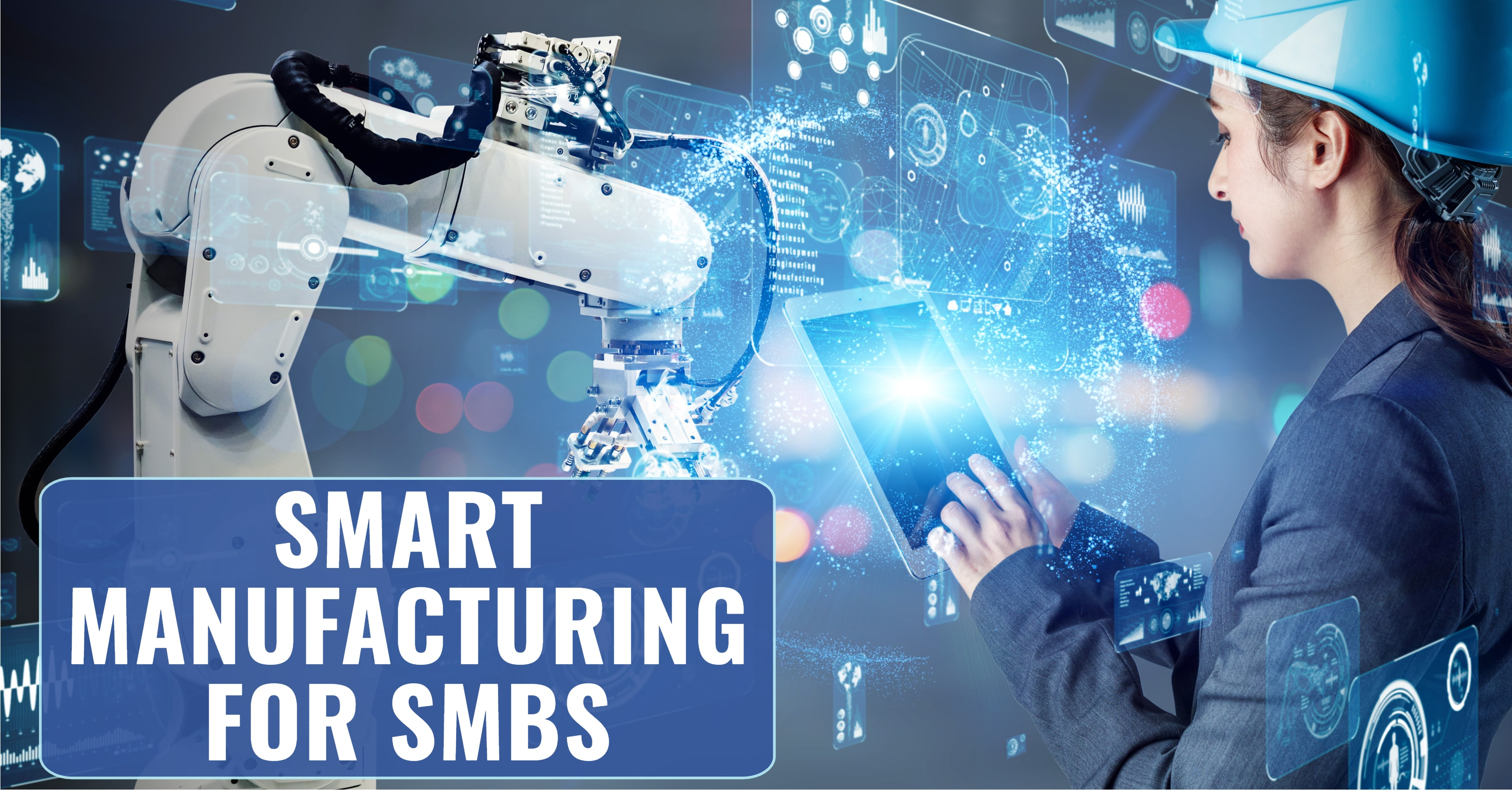 Why Small Manufacturers Need Digital Transformation