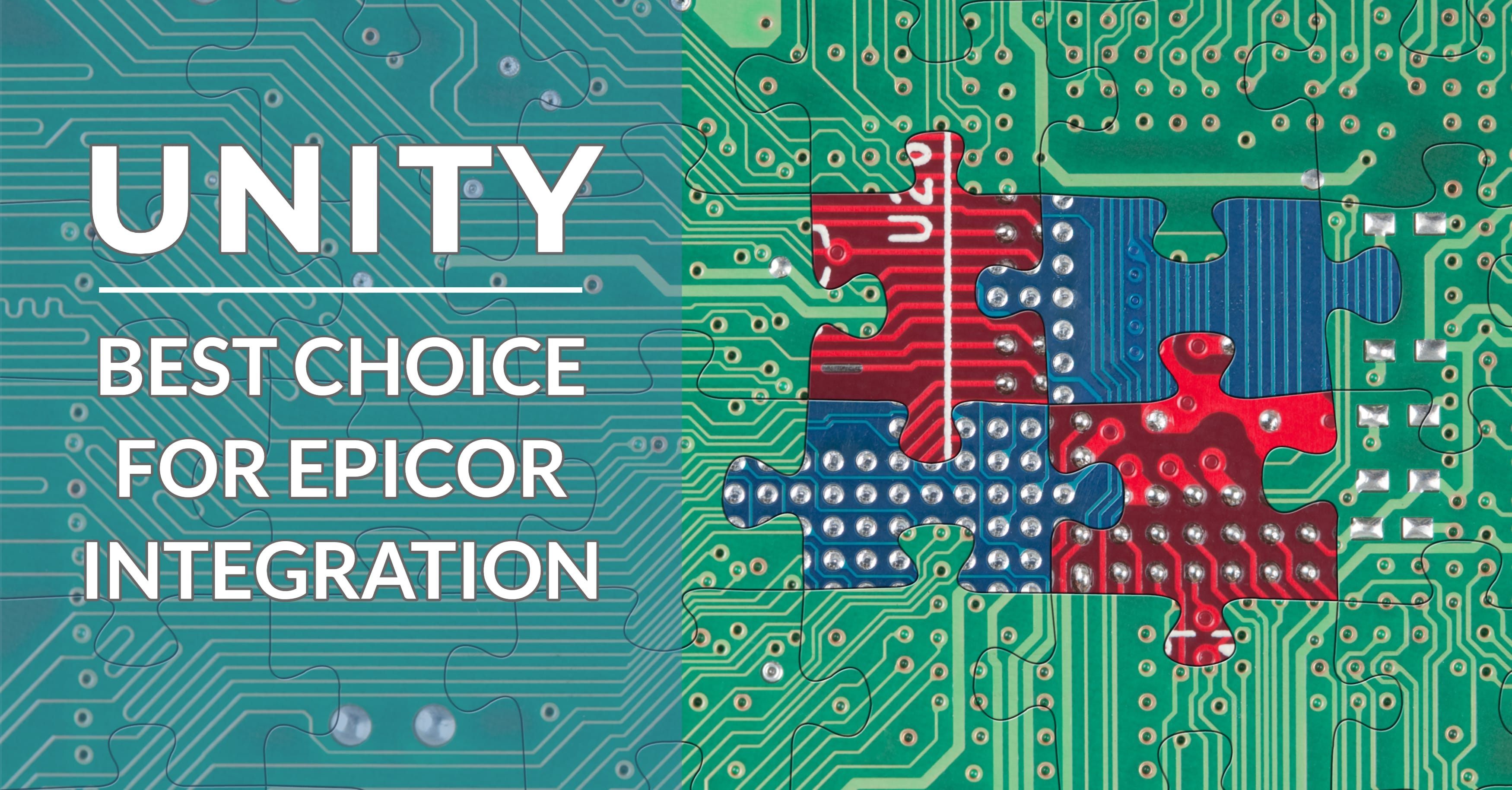 Unity: The Best Choice for Epicor Integration